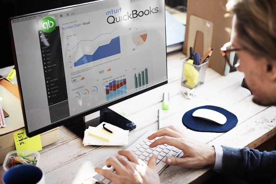 QuickBooks In Use