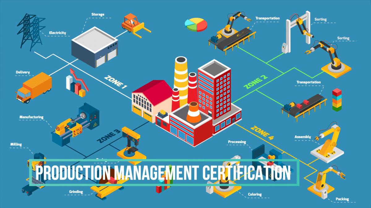 Production Management Certification